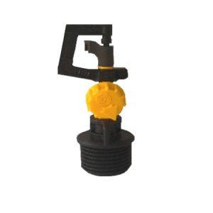 Đầu tưới phun mưa 360 độ rotor spray ren 21