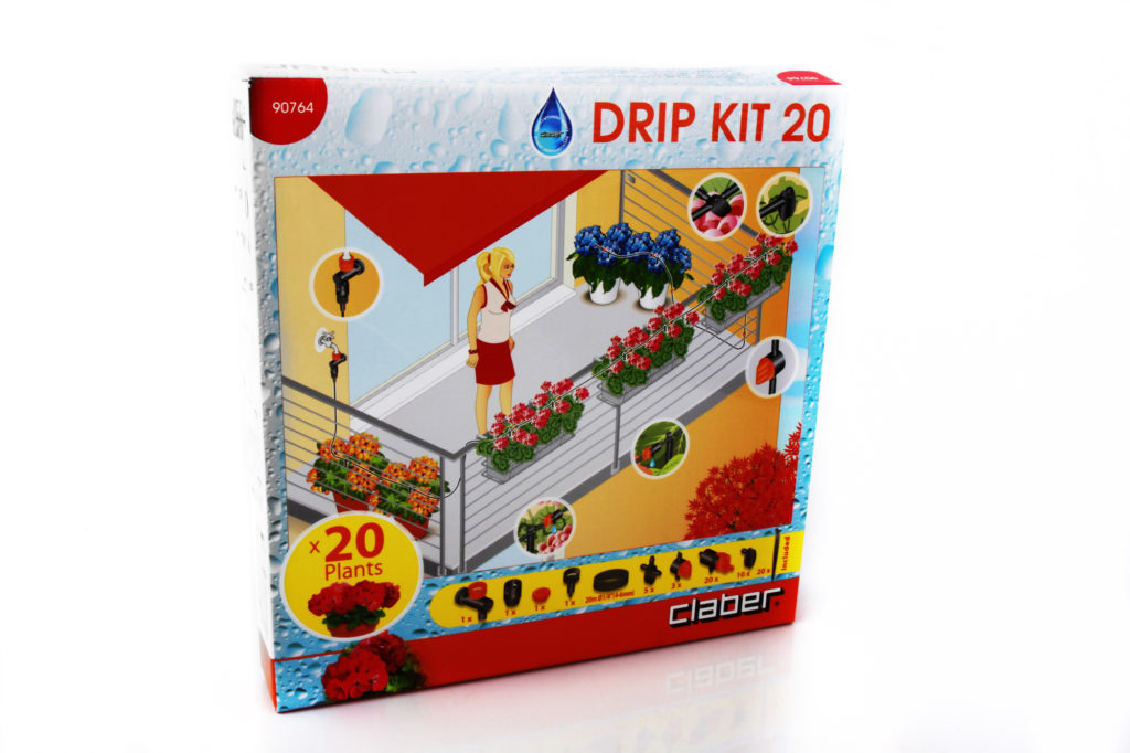 Claber Drip Kit 9076